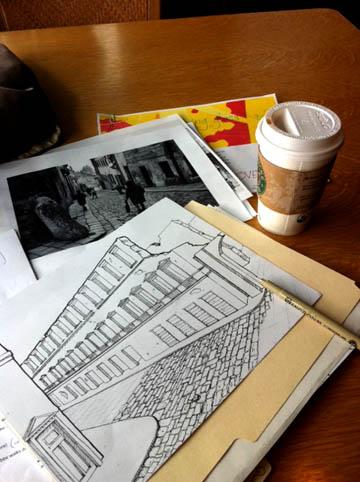 Sketching pic